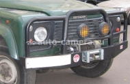 Передний силовой бампер DDengineer для Land Rover Defender