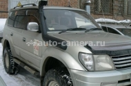 Шноркель для Toyota Land Cruiser Prado 90 series LLDPE