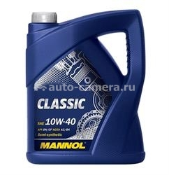 Масло Mannol 10W-40 Classic, 5л